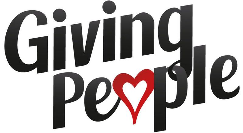 giving people